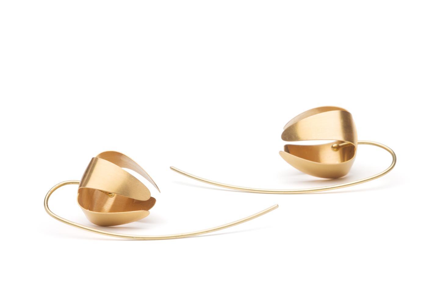 oorbellen WINTER CHERRY gold