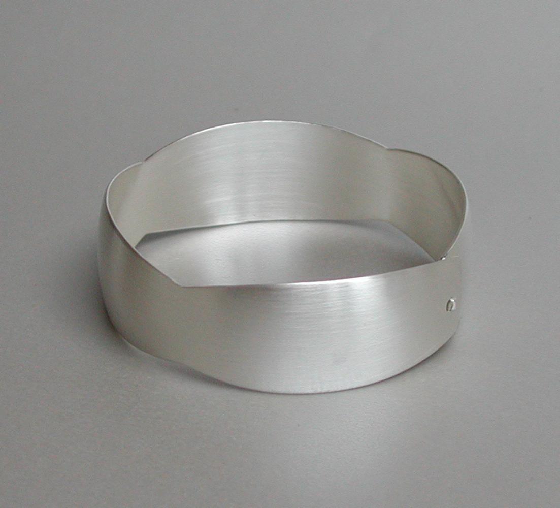 bracelet FLOW silver