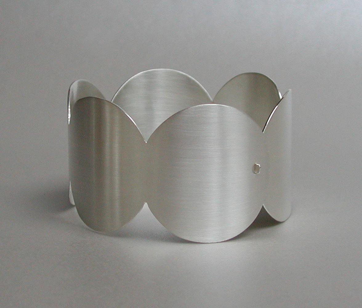 bracelet BULBIFEROUS silver