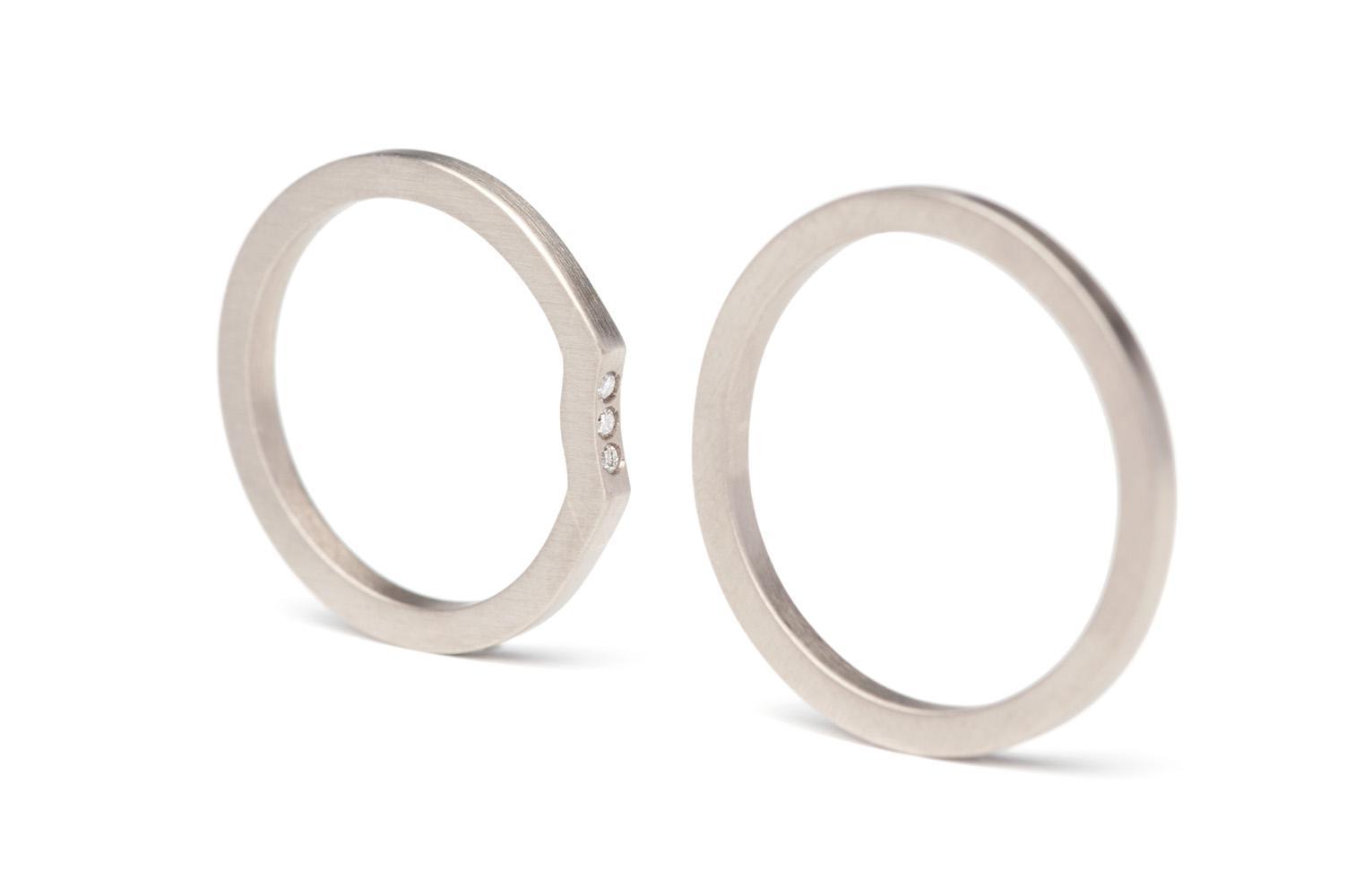 handmade wedding rings brussels